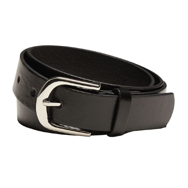 H&H Women's Jeans New Belt, Black, hi-res