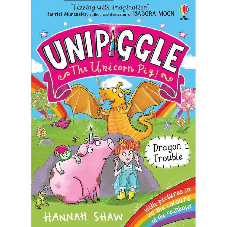 Unipiggle #2 Dragon Trouble by Hannah Shaw, , hi-res