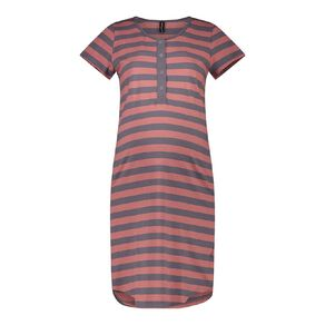 H&H Maternity Button Front Dress