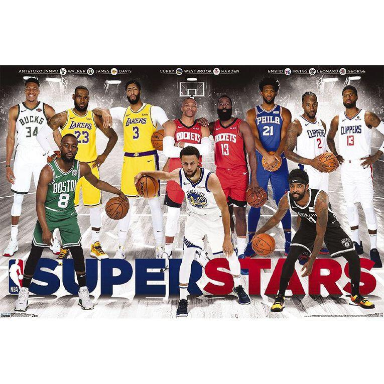Poster #32 NBA Super Stars 2019, , hi-res