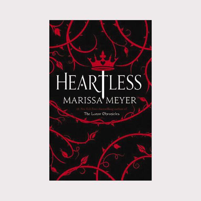 Heartless by Marissa Meyer, , hi-res