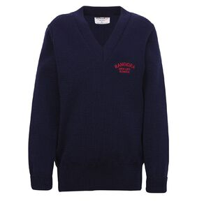 Schooltex Rangiora New Life Jersey with Embroidery