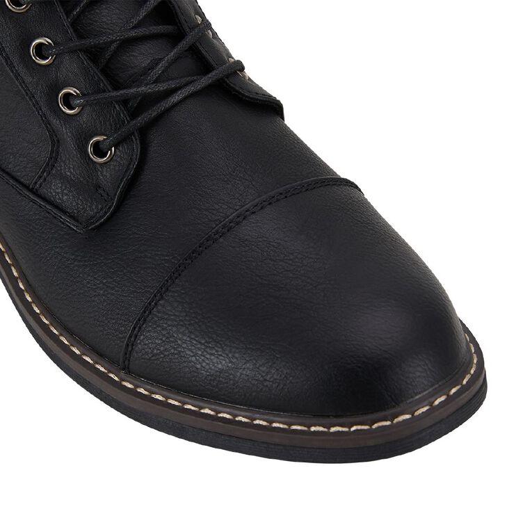 H&H Men's Dolak Boots, Black, hi-res