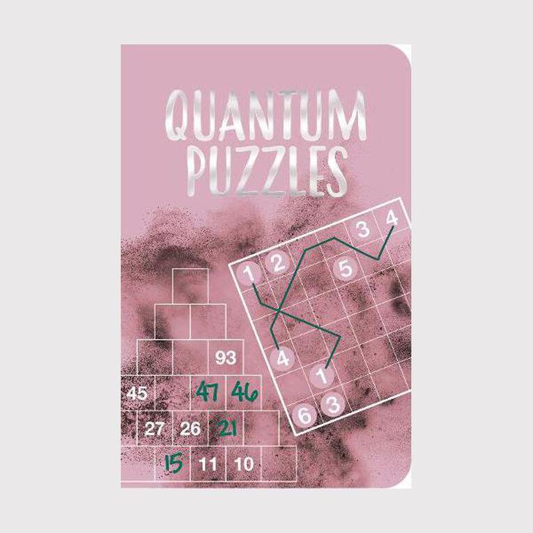 Quantum Puzzles Royal 192pg, , hi-res