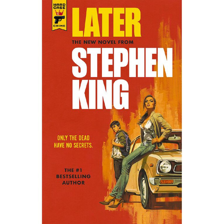 Later by Stephen King, , hi-res