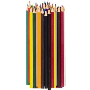 Kookie Coloured Pencils 36 Pack