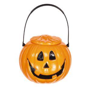 Nice Pumpkin Jar with Gummy Pumpkins 120g