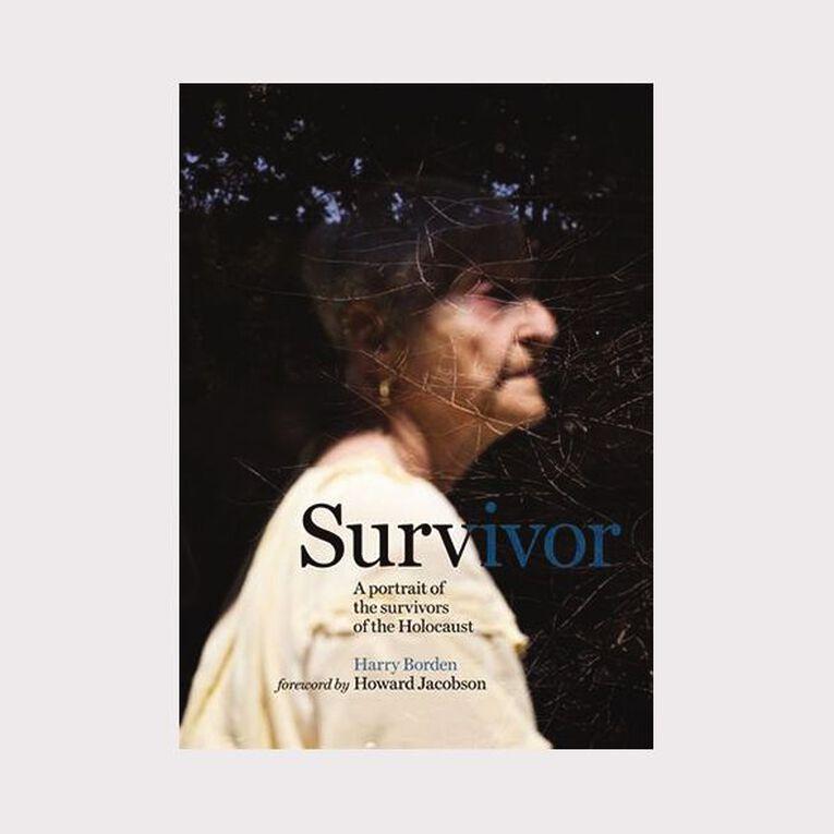 Survivor: A Portrait of the Survivors of the Holocaust by Harry Borden, , hi-res