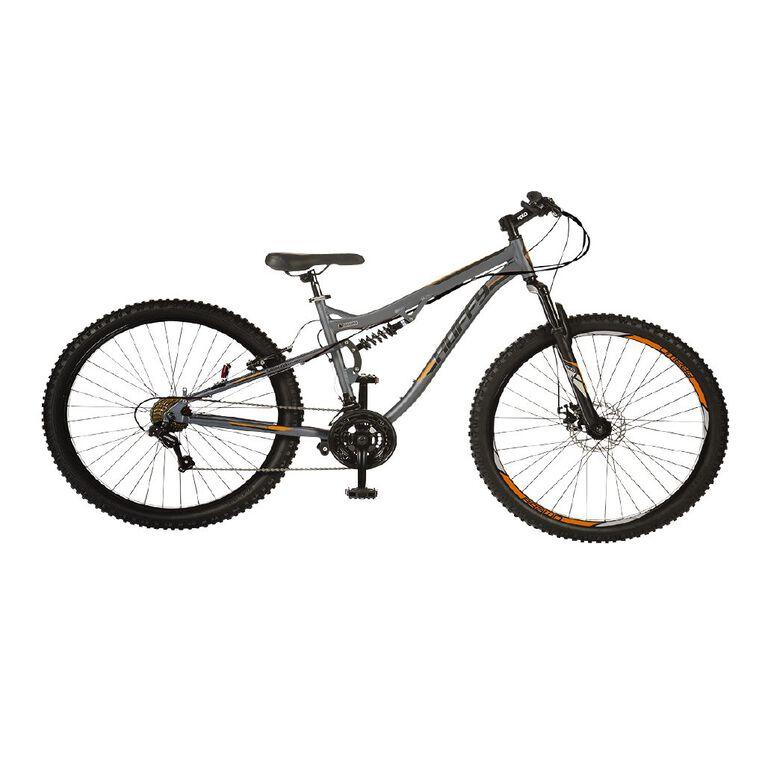 Huffy Brawn Dual Suspension Alloy 27.5 Inch Bike-in-a-Box 700, , hi-res