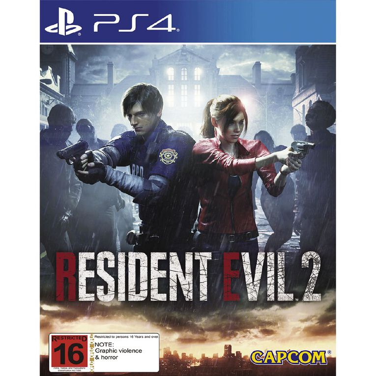 PS4 Resident Evil 2, , hi-res