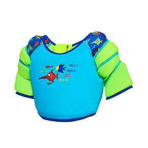 Zoggs Water Wings Vest Fixed Buoyancy 11-15kg