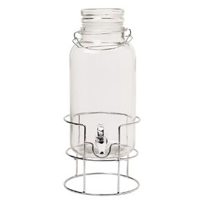 Living & Co Bistro Drinks Dispenser With Stand 5L