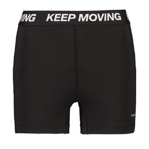 Active Intent Women's PE Bike Shorts
