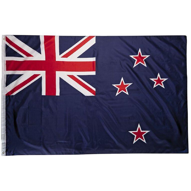 Active Intent NZ FLAG 120 X 180 CM, , hi-res