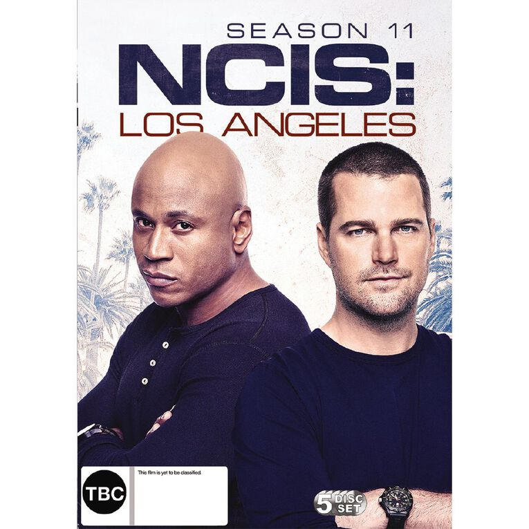 6DVD NCIS Los Angeles Season 11 DVD 6Disc, , hi-res