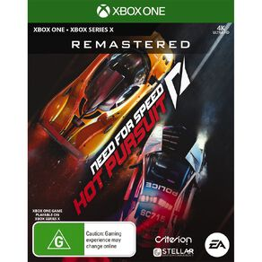 XboxOne Need For Speed Hot Pursuit Remastered