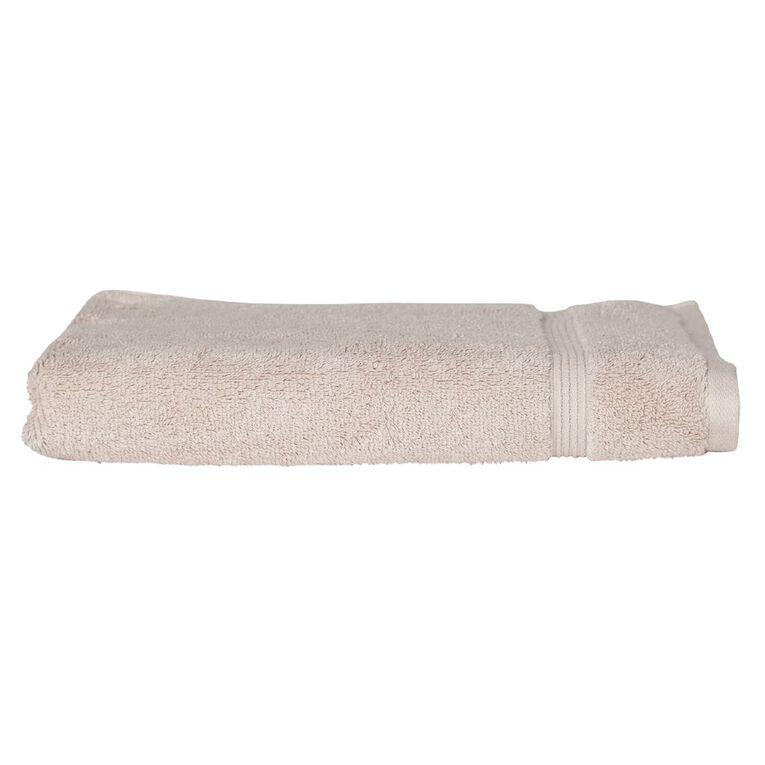 Living & Co Montreal Hand Towel Pink Light 40cm x 65cm, Pink Light, hi-res