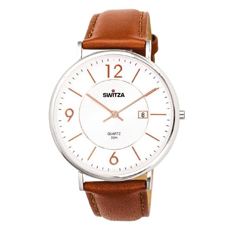 Switza Men's Stainless Steel Watch, , hi-res