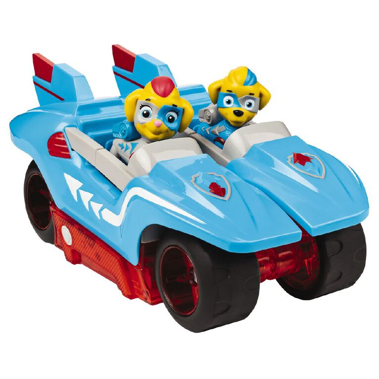 Paw Patrol Mighty Twins 2 In 1 Vehicle, , hi-res