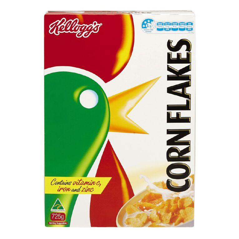 Kelloggs Corn Flakes Cereal 725g, , hi-res