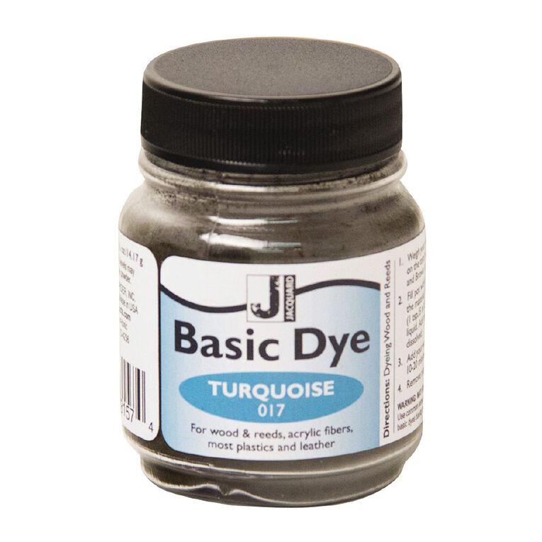 Jacquard Basic Dye 14.17g Turquoise, , hi-res