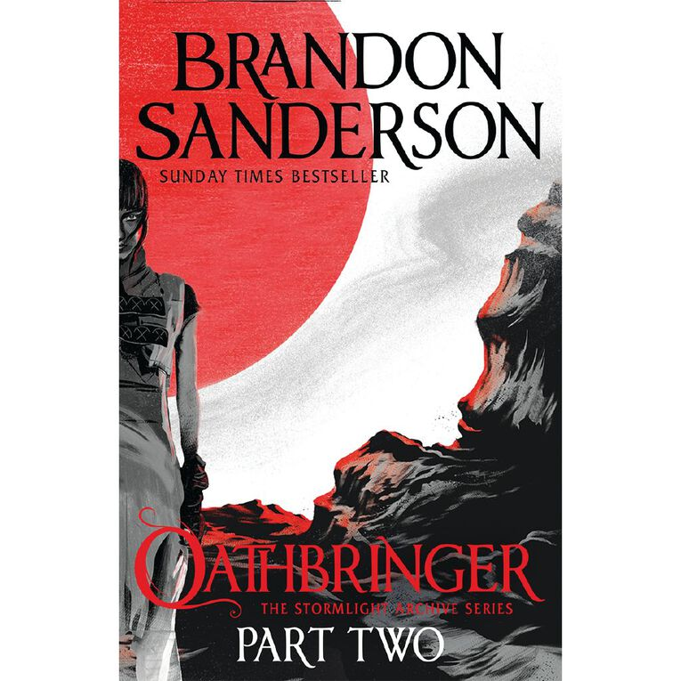 The Stormlight Archive: Oathbringer Part Two by Brandon Sanderson, , hi-res