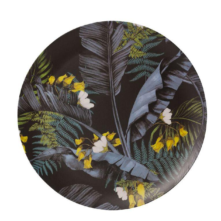 Living & Co Kiko Bamboo Plate 4 Pack, , hi-res