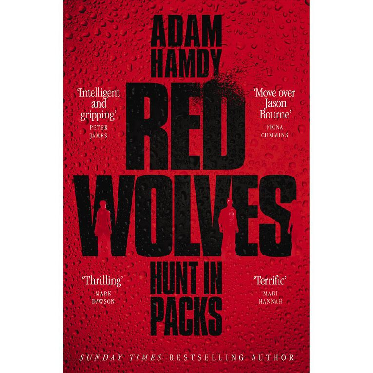 Red Wolves by Adam Hamdy, , hi-res