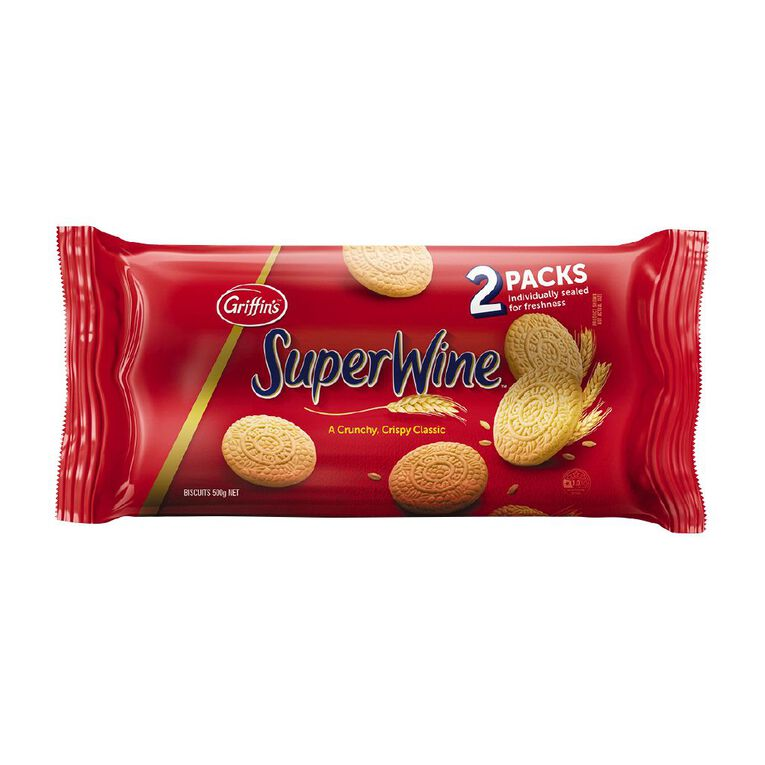 Griffin's Super Wine Twin Pack 500g, , hi-res