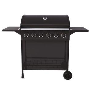 Living & Co Monza 6 Burner BBQ