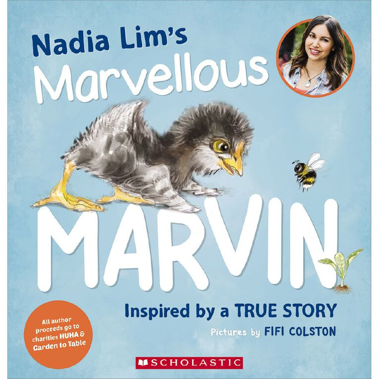 Marvellous Marvin - Nadia Lim by Nadia Lim, , hi-res
