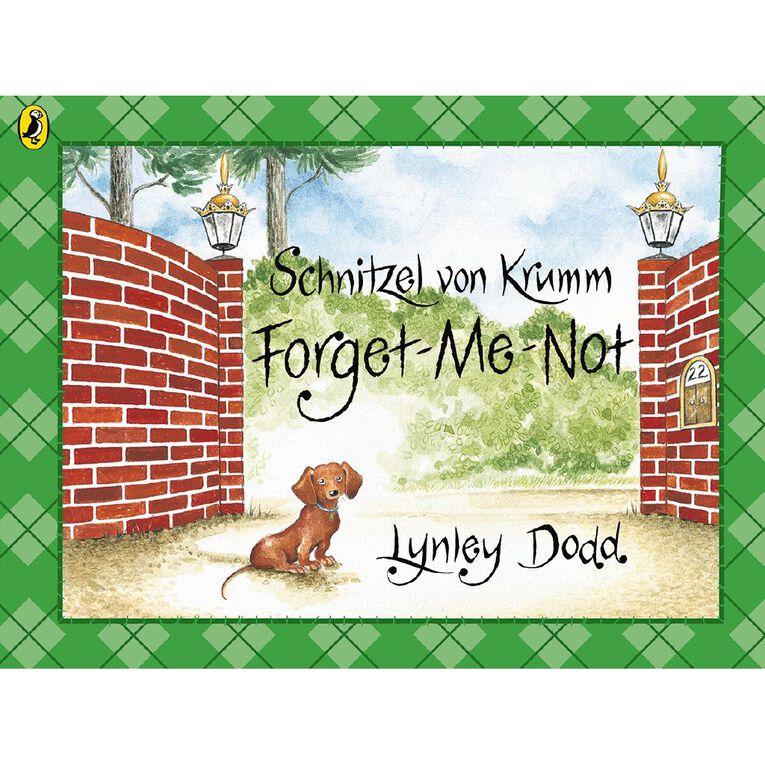 Schnitzel Von Krumm Forget-Me-Not by Lynley Dodd, , hi-res