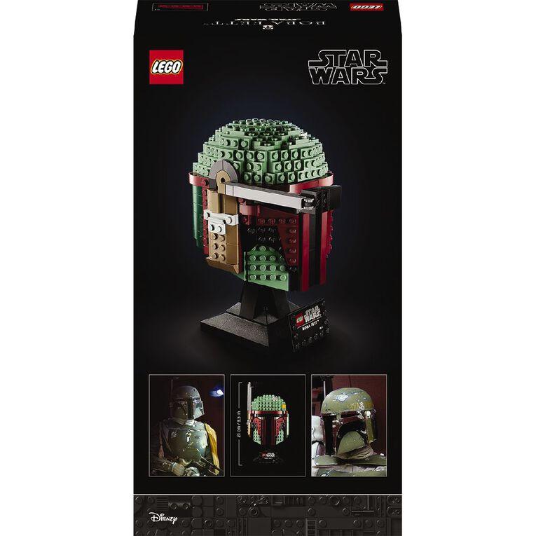 LEGO Star Wars Boba Fett  Helmet 75277, , hi-res