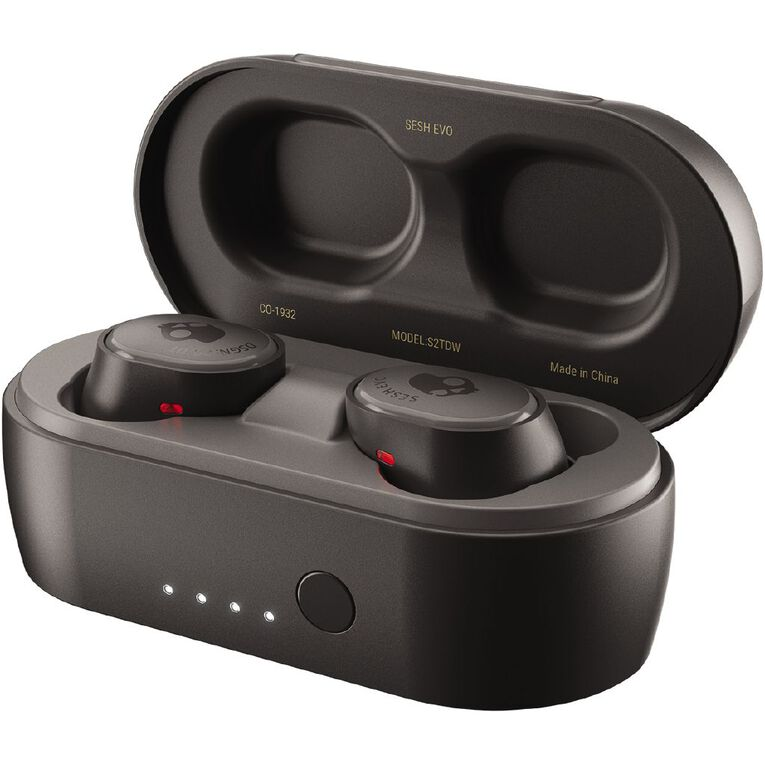 Skullcandy Sesh Evo True Wireless Earbuds Black, , hi-res