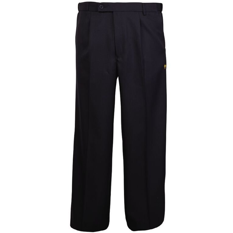 Schooltex Marcellin College Trousers, Ink, hi-res