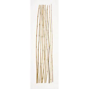 Kiwi Garden Bamboo Stakes 152cm 12-14mm 10 Pack
