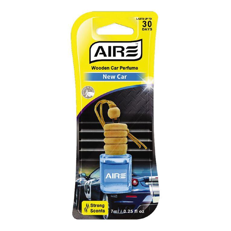 Aromate Wooden Car Perfume 7ml New Car, , hi-res