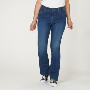 H&H Women's Classic Bootcut Jeans