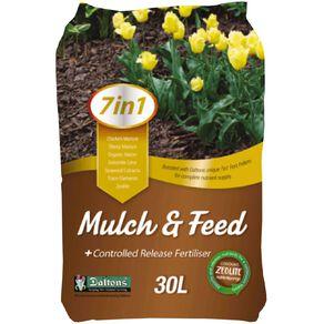 Daltons 7-in-1 Mulch & Feed 30L
