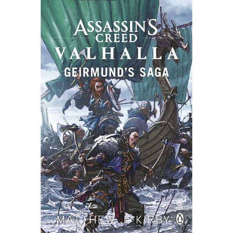 Assassin's Creed Valhalla: Geirmund's Saga by Matthew Kirby N/A, , hi-res