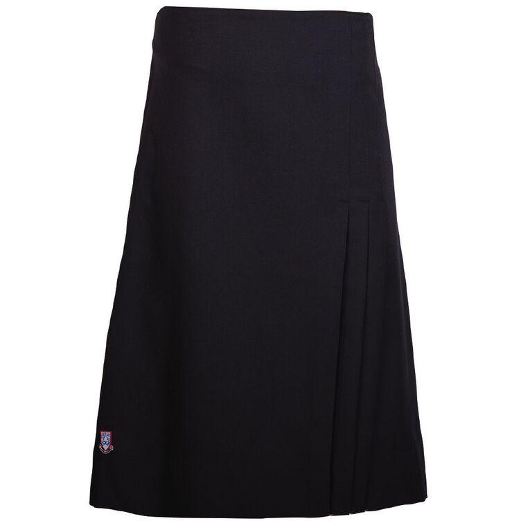 Schooltex One Tree Hill Skirt, Navy, hi-res
