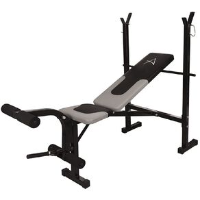Active Intent Fitness Olympic Bench