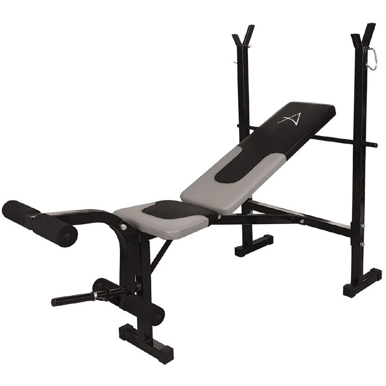 Active Intent Fitness Olympic Bench, , hi-res