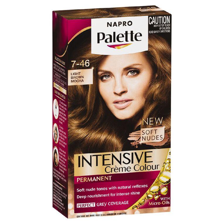 Napro Palette Light Brown Mocha 7-46, , hi-res
