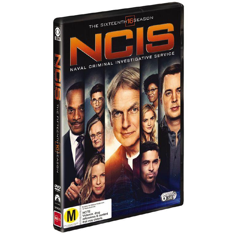 NCIS Season 16 DVD 6Disc, , hi-res