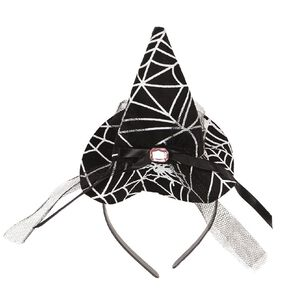 Scarehouse Halloween Witch Hat Hairband