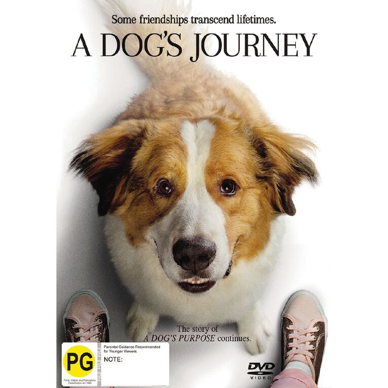 A Dogs Journey DVD 1Disc, , hi-res