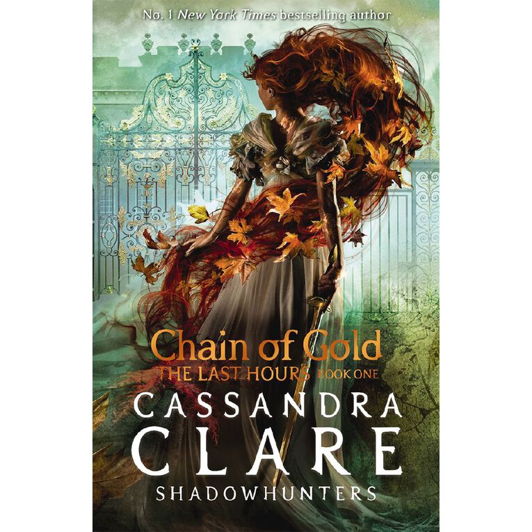 The Last Hours #1 Chain of Gold by Cassandra Clare N/A, , hi-res