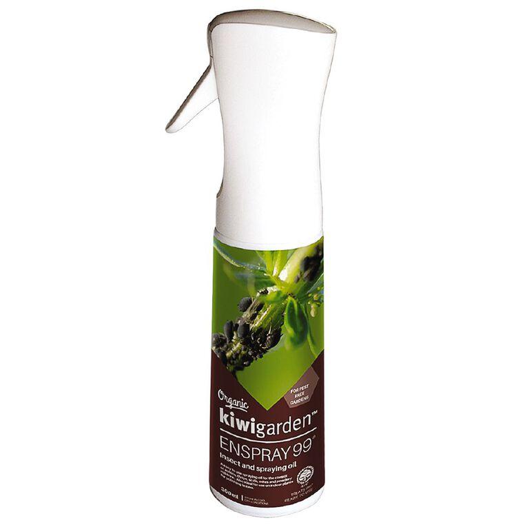 Kiwi Garden Enspray 99 Organic Spraying Oil 300ml, , hi-res