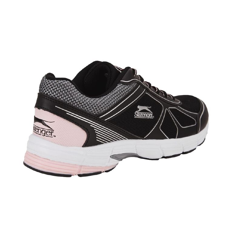 Slazenger Train Shoes, Black, hi-res